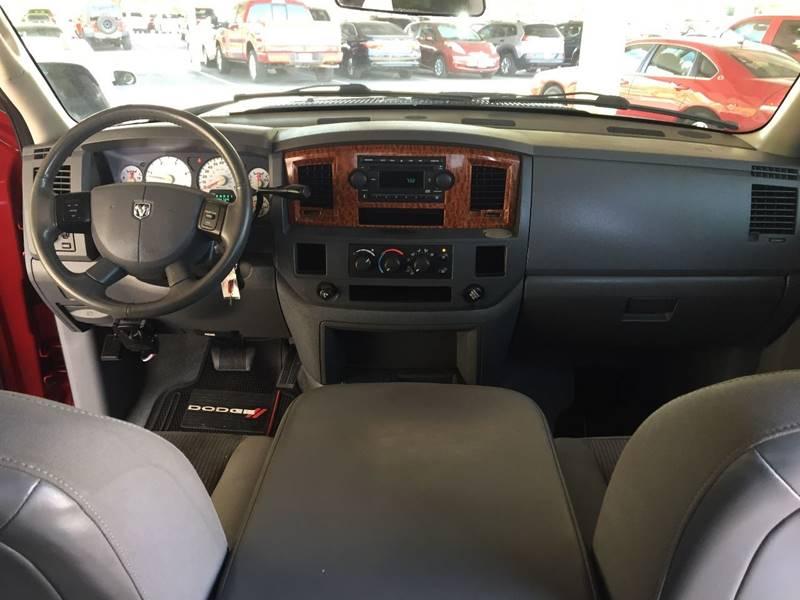 2006 Dodge Ram Pickup 2500 SLT 4dr Quad Cab 4WD SB - Tempe AZ