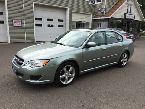 2009 Subaru Legacy for sale at Prime Auto LLC in Bethany CT