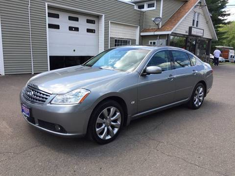 2007 Infiniti M35 for sale at Prime Auto LLC in Bethany CT
