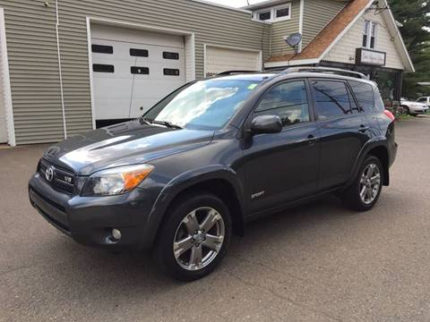 2008 Toyota RAV4 for sale at Prime Auto LLC in Bethany CT
