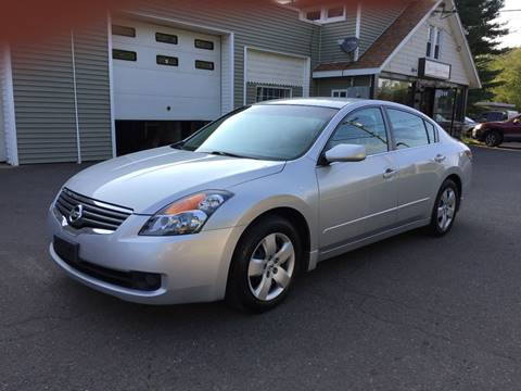 2007 Nissan Altima for sale in Bethany, CT