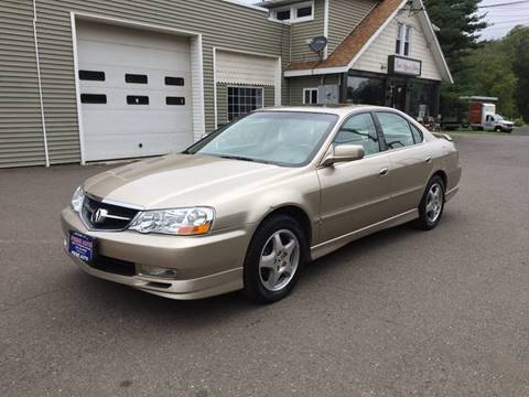 2003 Acura TL for sale at Prime Auto LLC in Bethany CT