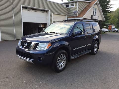 2010 Nissan Pathfinder for sale at Prime Auto LLC in Bethany CT