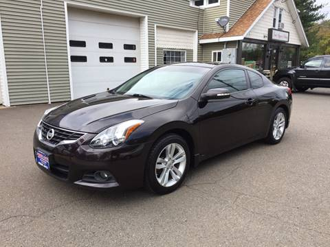 2010 Nissan Altima for sale at Prime Auto LLC in Bethany CT