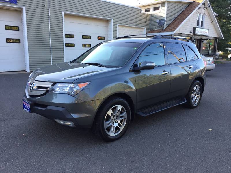 2007 Acura MDX for sale at Prime Auto LLC in Bethany CT