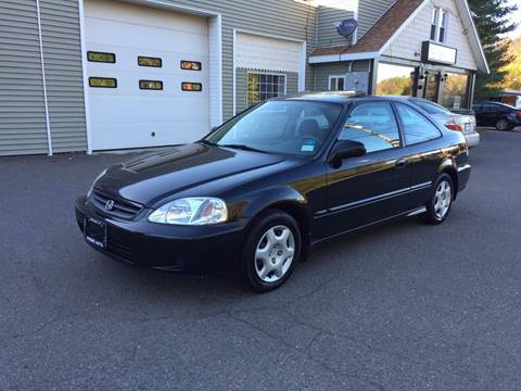 2000 Honda Civic for sale at Prime Auto LLC in Bethany CT