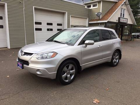 2007 Acura RDX for sale at Prime Auto LLC in Bethany CT