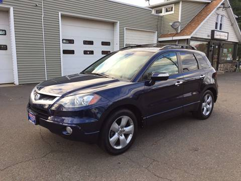 2009 Acura RDX for sale at Prime Auto LLC in Bethany CT