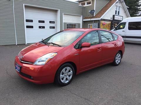 2007 Toyota Prius for sale at Prime Auto LLC in Bethany CT