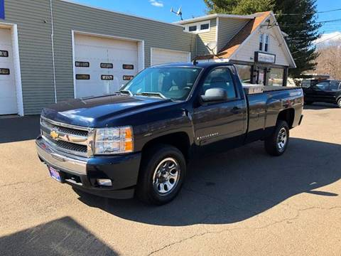 2008 Chevrolet Silverado 1500 for sale at Prime Auto LLC in Bethany CT