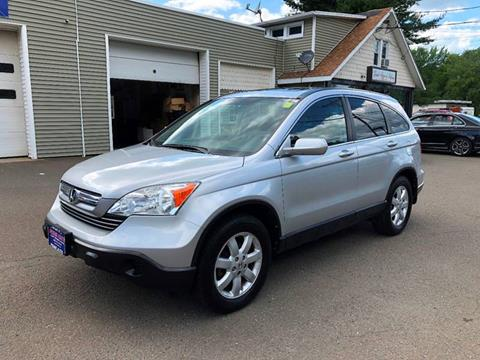 2009 Honda CR-V for sale at Prime Auto LLC in Bethany CT