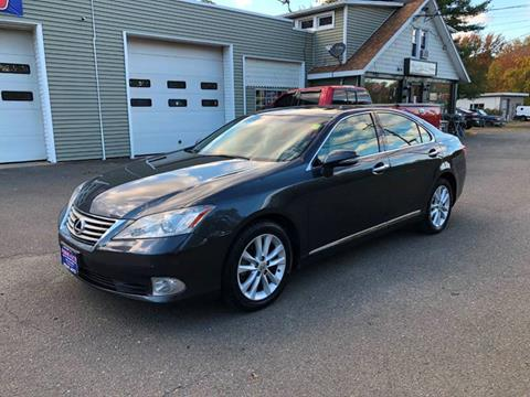 2011 Lexus ES 350 for sale at Prime Auto LLC in Bethany CT