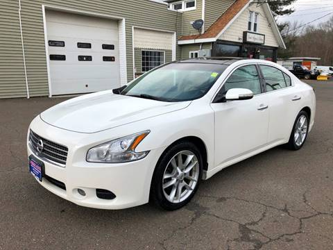 2010 Nissan Maxima for sale at Prime Auto LLC in Bethany CT