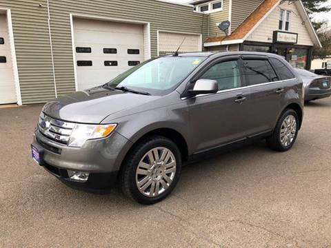 2010 Ford Edge for sale at Prime Auto LLC in Bethany CT