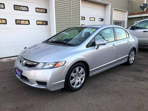 2009 Honda Civic for sale at Prime Auto LLC in Bethany CT