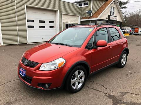 2011 Suzuki SX4 Crossover for sale at Prime Auto LLC in Bethany CT