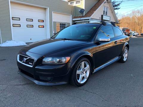 2008 Volvo C30 for sale at Prime Auto LLC in Bethany CT