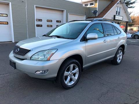 2004 Lexus RX 330 for sale at Prime Auto LLC in Bethany CT