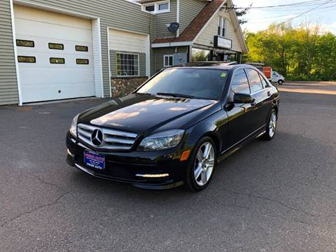 2011 Mercedes-Benz C-Class for sale at Prime Auto LLC in Bethany CT
