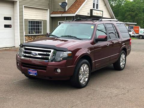 2011 Ford Expedition for sale at Prime Auto LLC in Bethany CT