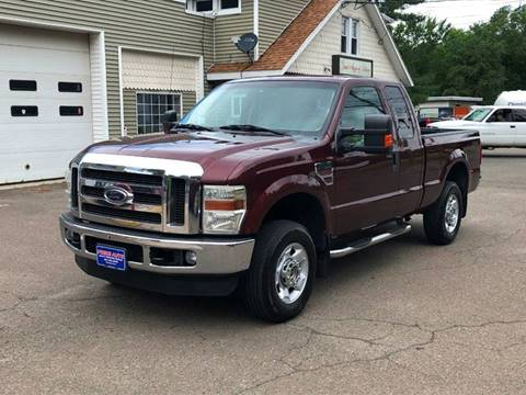 2010 Ford F-250 Super Duty for sale at Prime Auto LLC in Bethany CT