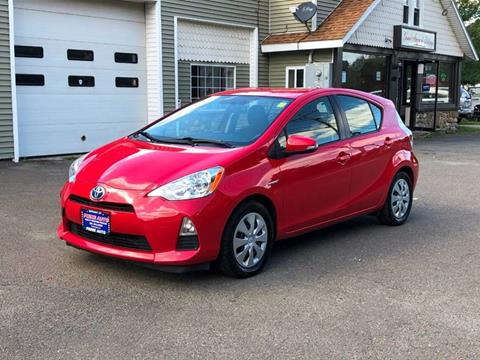 2012 Toyota Prius c for sale at Prime Auto LLC in Bethany CT