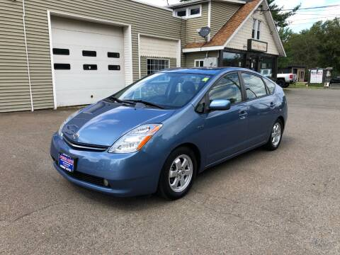 2008 Toyota Prius for sale at Prime Auto LLC in Bethany CT
