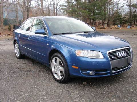 2005 Audi A4 for sale at Prime Auto LLC in Bethany CT