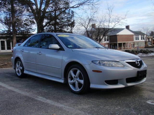2003 Mazda MAZDA6 for sale at Prime Auto LLC in Bethany CT