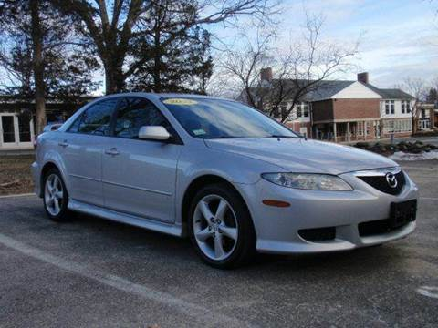 2003 Mazda MAZDA6 for sale at Prime Auto LLC in Bethany CT