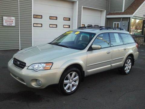 2006 Subaru Outback for sale at Prime Auto LLC in Bethany CT