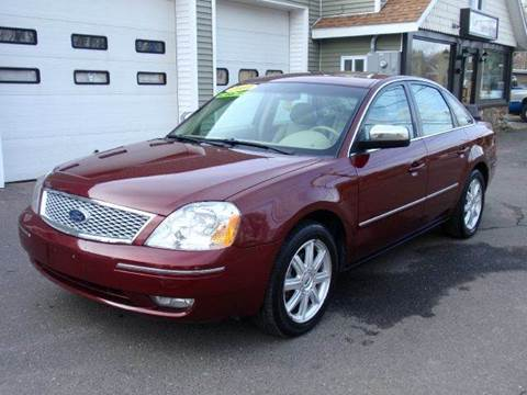 2005 Ford Five Hundred for sale at Prime Auto LLC in Bethany CT