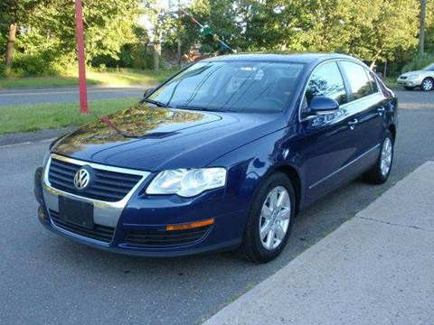 2006 Volkswagen Passat for sale at Prime Auto LLC in Bethany CT