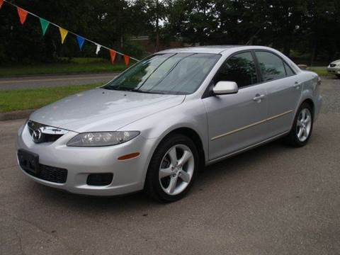 2006 Mazda MAZDA6 for sale at Prime Auto LLC in Bethany CT