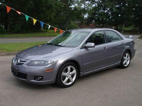 2006 Mazda MAZDA6 for sale at Prime Auto LLC in Bethany CT