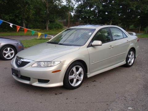 2004 Mazda MAZDA6 for sale at Prime Auto LLC in Bethany CT