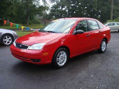 2006 Ford Focus for sale at Prime Auto LLC in Bethany CT