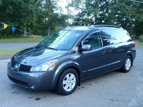 2006 Nissan Quest for sale at Prime Auto LLC in Bethany CT