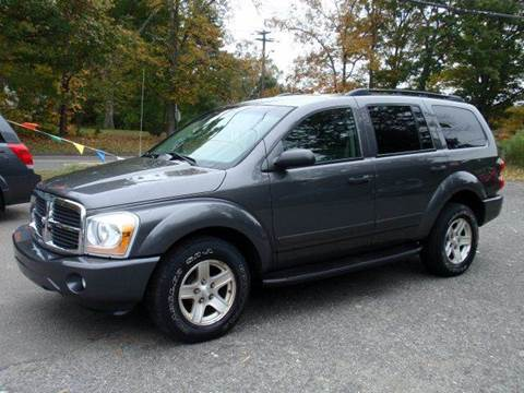 2004 Dodge Durango for sale at Prime Auto LLC in Bethany CT