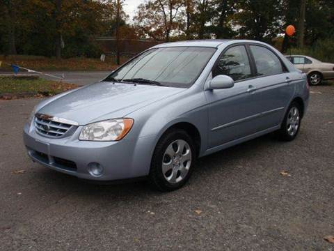 2006 Kia Spectra for sale at Prime Auto LLC in Bethany CT