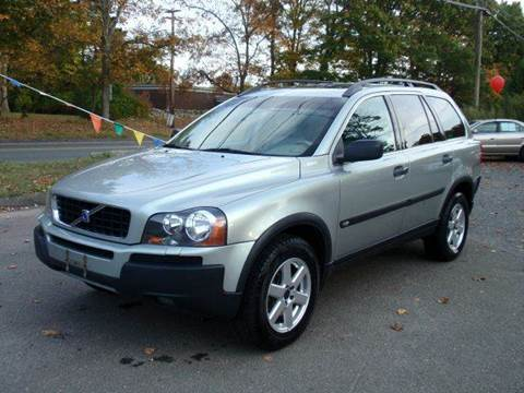 2004 Volvo XC90 for sale at Prime Auto LLC in Bethany CT