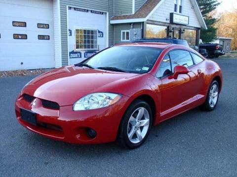 2007 Mitsubishi Eclipse for sale at Prime Auto LLC in Bethany CT