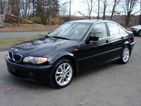 2003 BMW 3 Series for sale at Prime Auto LLC in Bethany CT