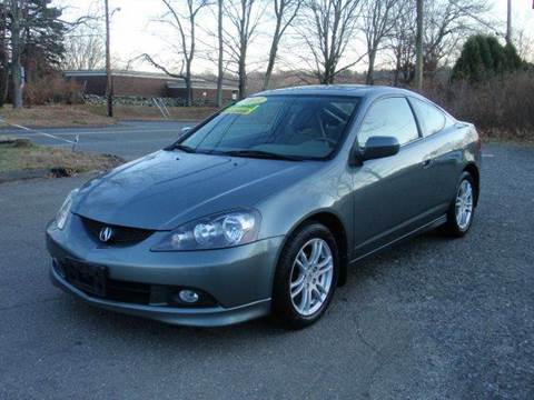 2005 Acura RSX for sale at Prime Auto LLC in Bethany CT