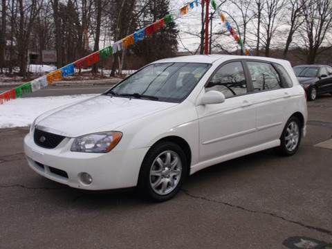 2006 Kia Spectra5 for sale at Prime Auto LLC in Bethany CT