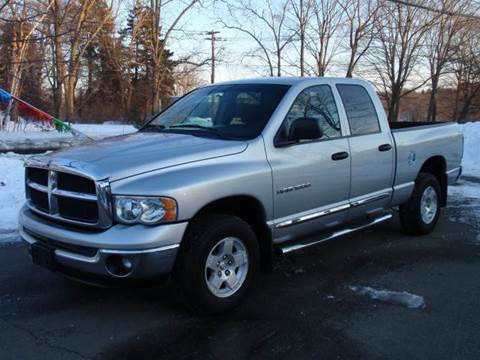 2005 Dodge Ram Pickup 1500 for sale at Prime Auto LLC in Bethany CT