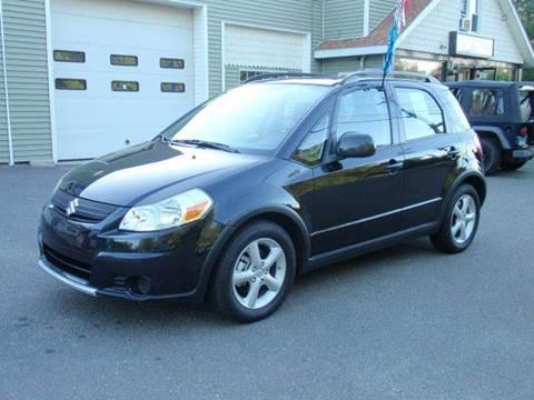 2007 Suzuki SX4 for sale at Prime Auto LLC in Bethany CT