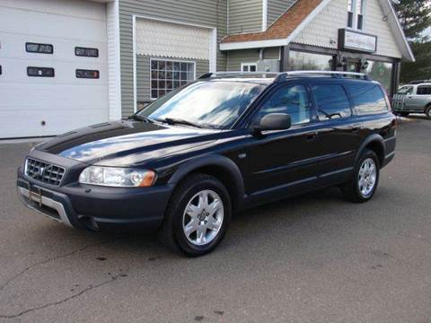 2006 Volvo XC70 for sale at Prime Auto LLC in Bethany CT