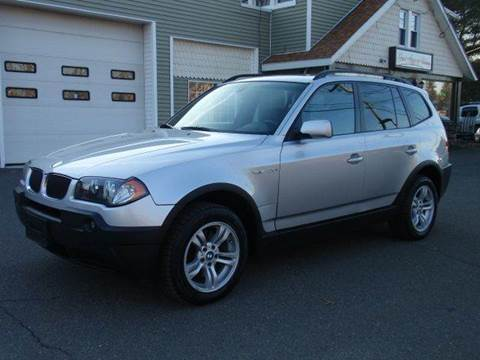 2004 BMW X3 for sale at Prime Auto LLC in Bethany CT
