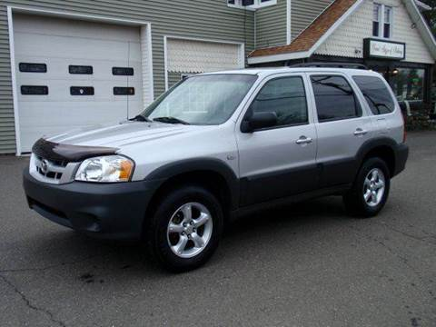 2006 Mazda Tribute for sale at Prime Auto LLC in Bethany CT
